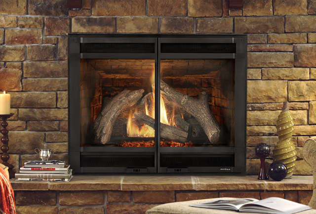 how to make a fireplace smaller